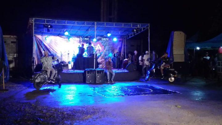 Gheeto Side Entertaiment Gelar Konser Amboina Music Hip Hop
