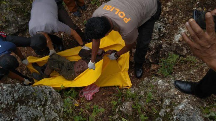 Seorang Penumbuk Batu Tewas di Dusun Siwang