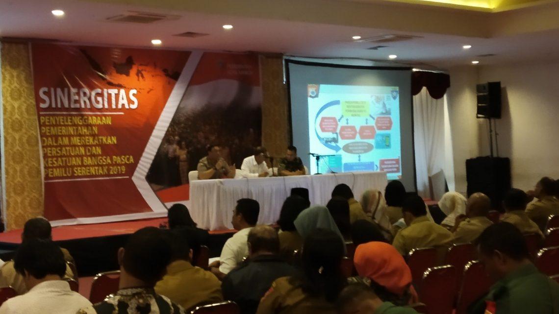 Sinergitas TNI POLRI dan Pemerintahan di Desa Pasca Pemilu