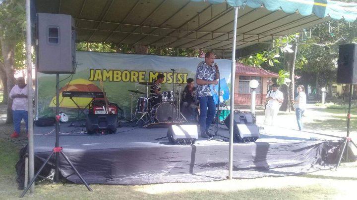 Disparbud -AMO Gelar Jambore Musisi Lokal