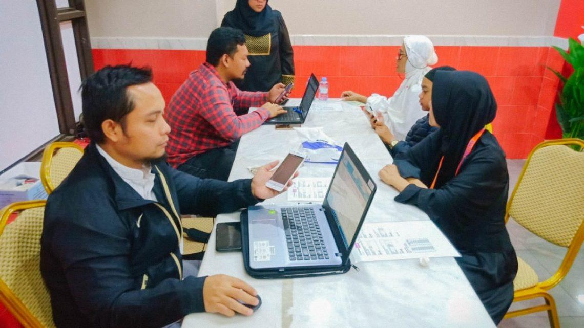 Telkomsel Pastikan Kenyamanan Layanan Komunikasi Jamaah Calon Haji di Tanah