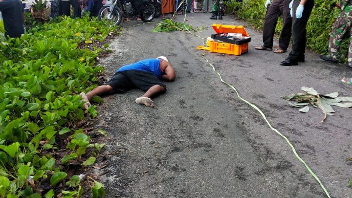 Pria Tak Bernyawa, Ditemukan Dekat Pelabuhan Kailolo.
