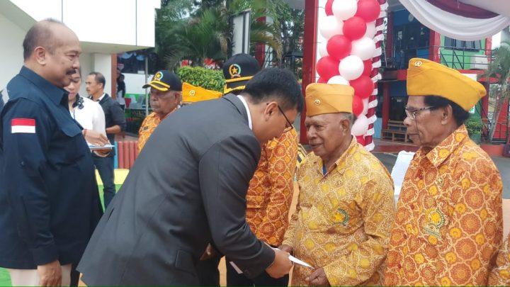 Pertamina Jalin Tali Asih Bersama Veteran Peringati Kemerdekaan