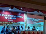 Rapat Koordinasi Pimpinan Kota Dihadiri Forkopimda Lengkap