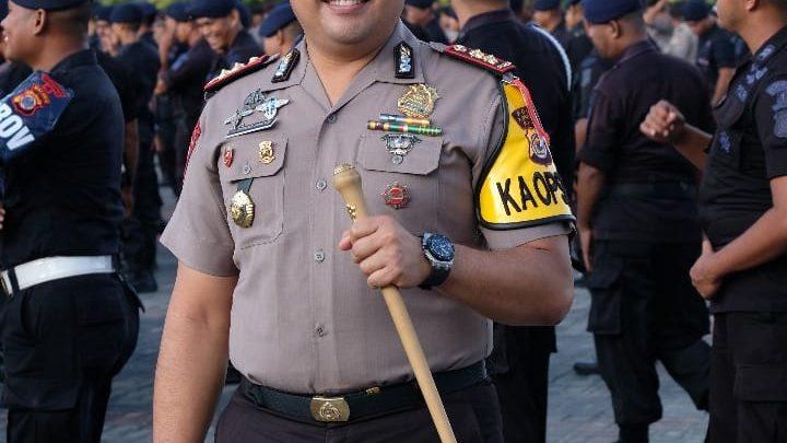 Polres Pulau Ambon dan P.P Lease Naik Status Jadi Polresta