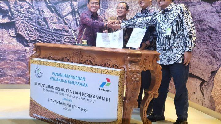 KKP – Pertamina Tingkatkan Kesejahteraan Masyarakat Pesisir di Wilayah Timur Indonesia