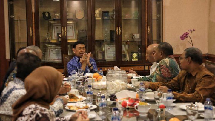 Ketum MVJ Bertemu Wiranto