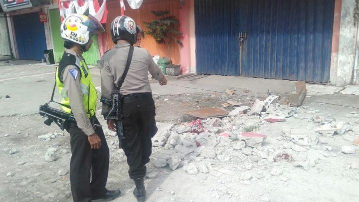 Gempa 5,2 SR Kembali Guncang Ambon, Satu Siswa SMP Meninggal Dunia