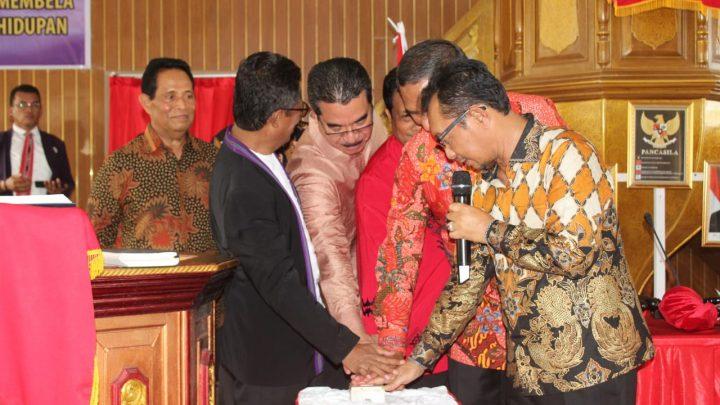 Kerjasama AMGPM – Pemda,Diapresiasi Wagub Maluku