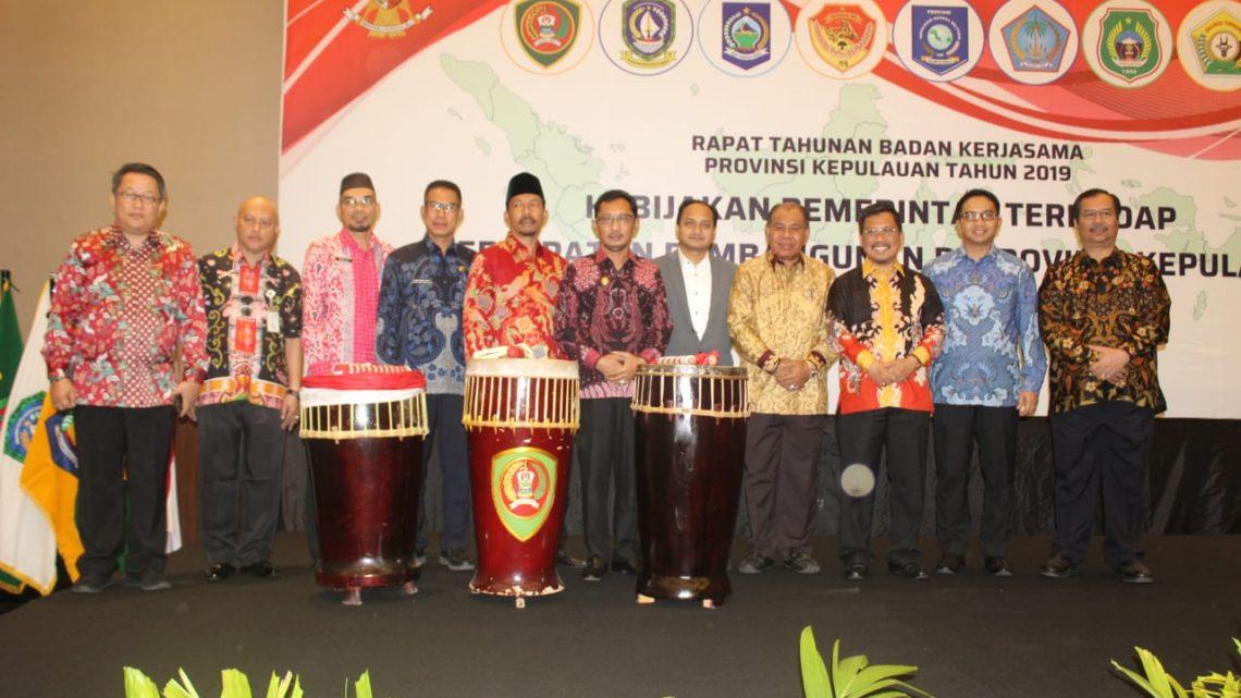 Wagub Maluku Berharap RUU Daerah Kepulauan Segera Disahkan