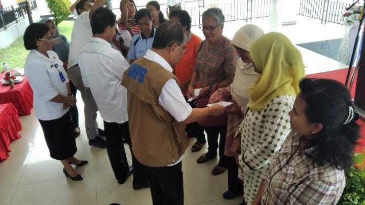770 Kader Posyandu Kelurahan Terima Pembayaran Operasional