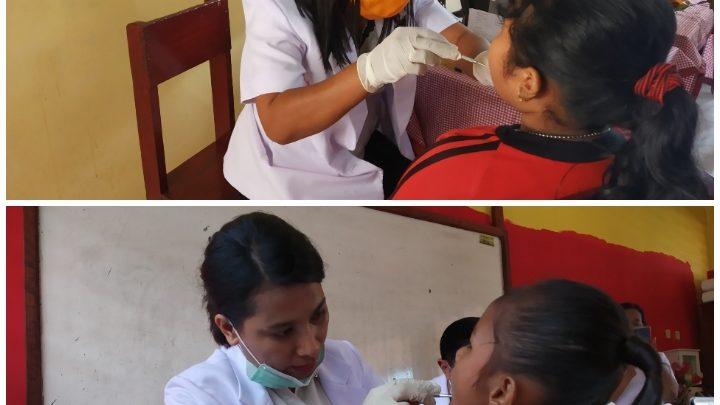 41 Anggota PDGI Terlibat Periksa Gigi Siswa di Ambon