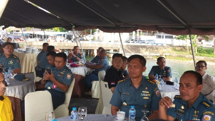 Lantamal Ambon: BI Maluku Berkontribusi Nyata Bagi Masyarakat
