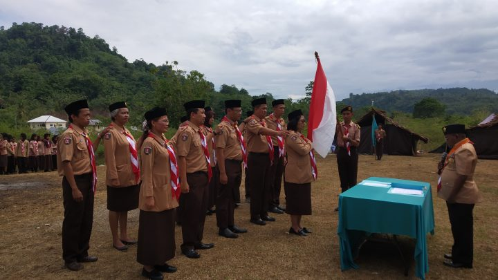 Kepengurusan SAKA POM Maluku Dilantik