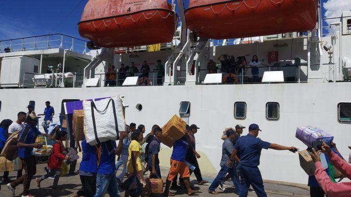 Wagub Maluku Ingatkan Petugas, Jangan Ada Calo di Mudik Gratis