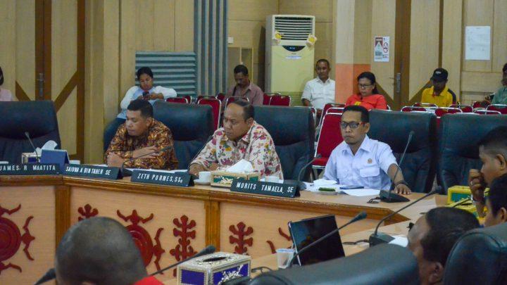 Komisi I DPRD Ambon Minta BPJS Kesehatan Laporkan Perusahaan Nakal