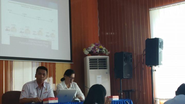 BPS Maluku : Jumlah Penduduk Miskin di Perkotaan Turun