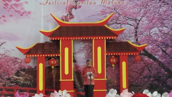 SekKot Ambon Buka Festival CARITau Maluku