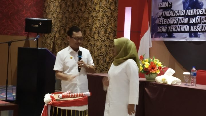 OPD Bidang Pendidikan dan Kebudayaan Maluku Rakor Bersama