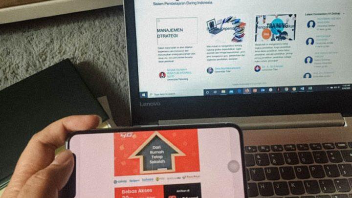 Telkomsel berkolaborasi dengan 130 Perguruan Tinggi Akses Situs e-Learning