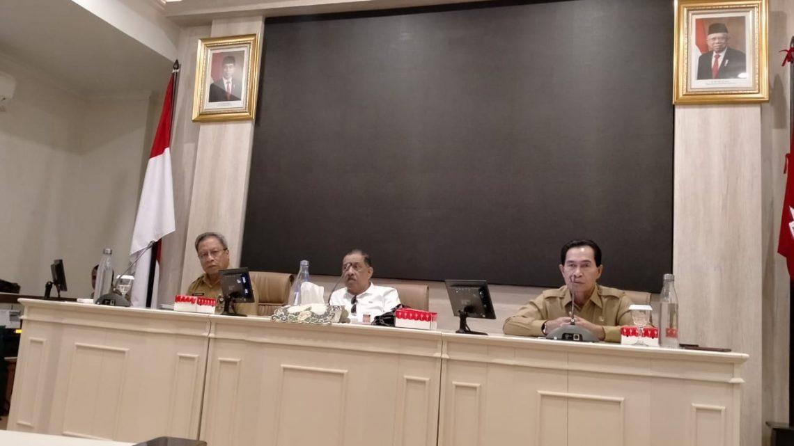 Panas Gandong di Rutong, Pemerintah Batalkan Acara Seremonial