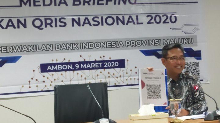 BI Maluku Gagas Pengembangan QR User