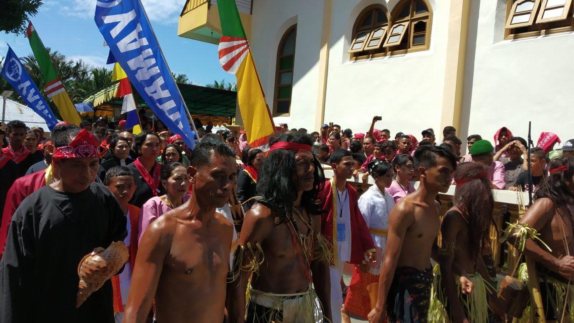 Panas Gandong  Rutong-Rumahkay Jadi Contoh Untuk Maluku