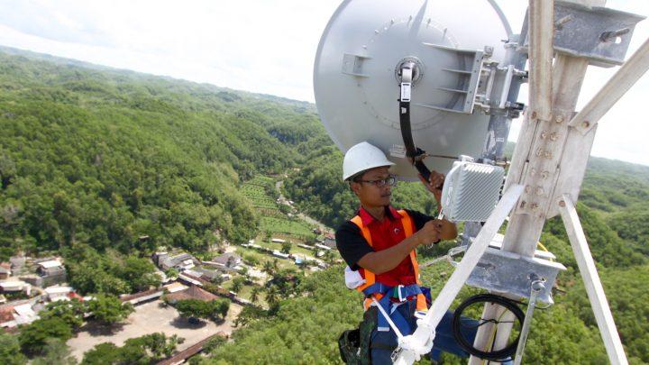 Telkomsel Tambah 23.000 BTS 4G, Dukung Perluasan Konektivitas Digital