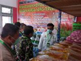 Mentan : Kehadiran Toko Tani Center Mampu Stabilkan Harga Pasar