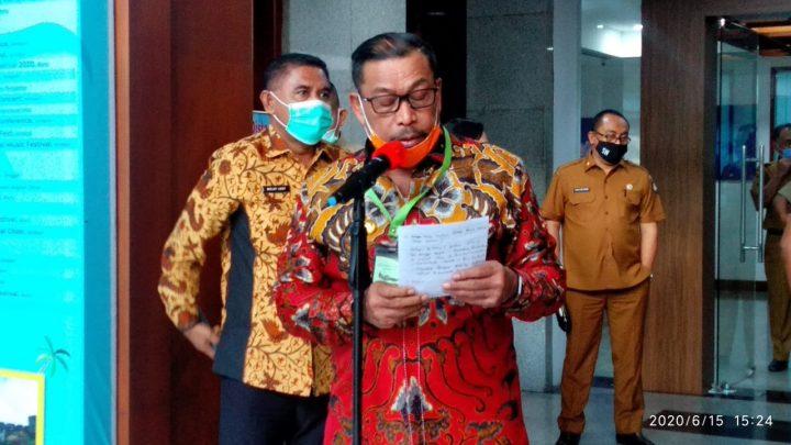 Gubernur Sampaikan 3 Poin Arahan Presiden