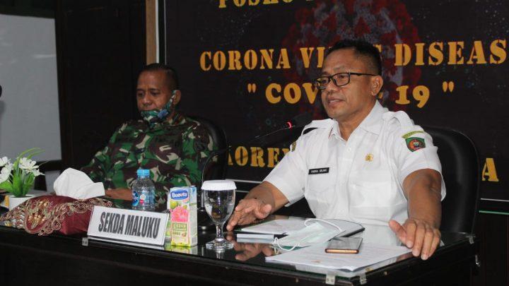 ASN di Maluku Harus Beri Image Positif Soal Penanganan Covid-19