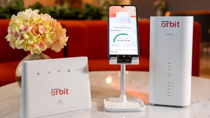 Telkomsel Orbit, Solusi Internet Rumah Serba Digital