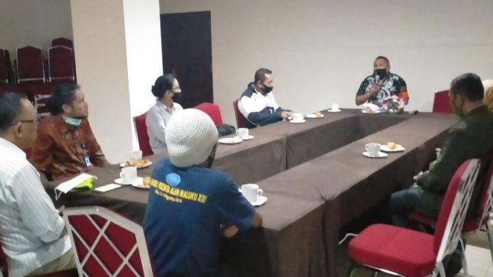 Disparbud Ambon Gelar Raker Tim Ahli Cagar Budaya