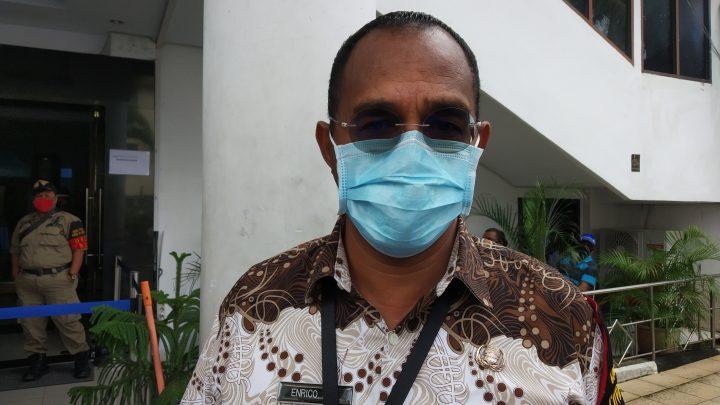 Langkah Cepat Dinas PUPR Kota Ambon Tangani Bencana Longsor di kota Ambon