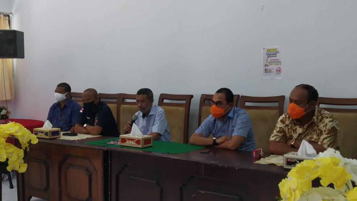 Bela Rakyat, Pansus DPRD kota Ambon Minta PSBB Tak Diperpanjang