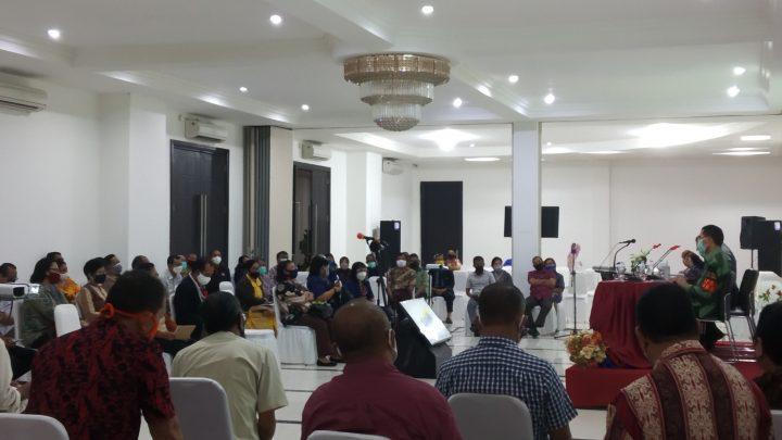 Tiga Pimpinan Kota Ambon, Temui Kepsek Bahas Mode Pembelajaran Baru di Masa Pandemic