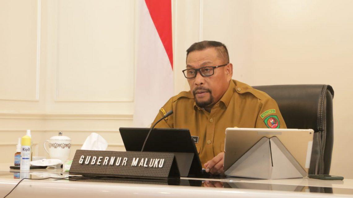 Website Maluku Cerdas Diluncurkan
