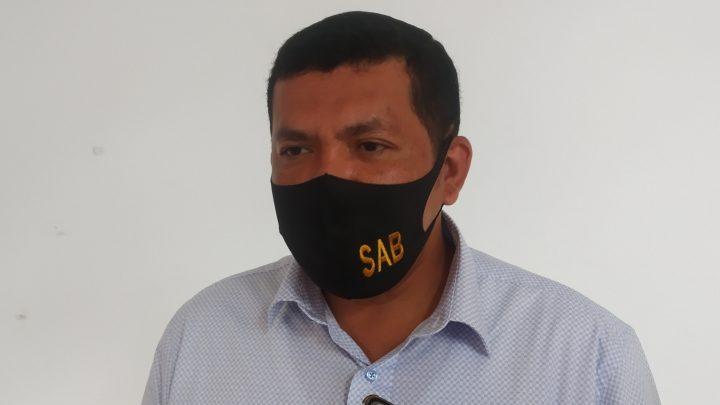 Saidna Bin Tahir Kesal, Sikap Tim Satgas Melarang Pedagang Kota Jawa Berjualan