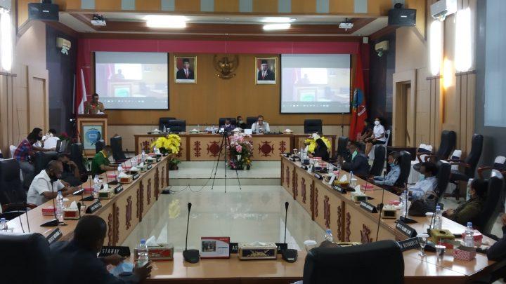 Paripurna ke 5 DPRD Hasilkan 16 Rekomendasi  ke Pemkot Ambon