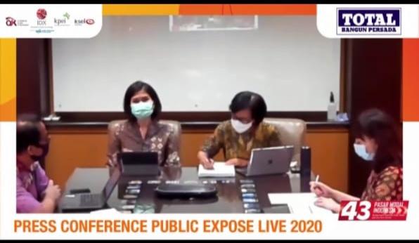 Public Expose LIVE 2020 Terselenggara Secara Daring