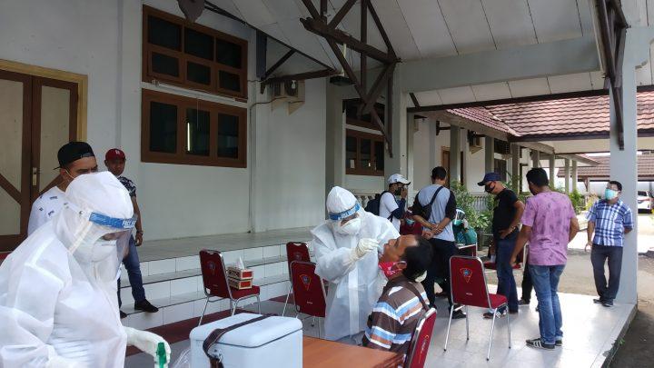 Satu Aleg DPRD Kota Ambon Terkonfirmasi Positif, Seluruh Staf Sekretariat di Swab