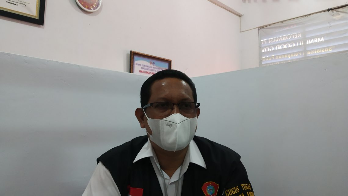 110 Tenaga Vaksintor di Ambon Dilatih KemenKes