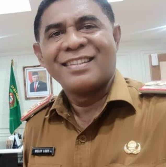 Wakil Menteri Pertanahan Tiba di Ambon