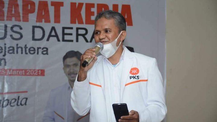 250 Titik Pembagian Sembako Murah PKS dibulan Ramadhan.