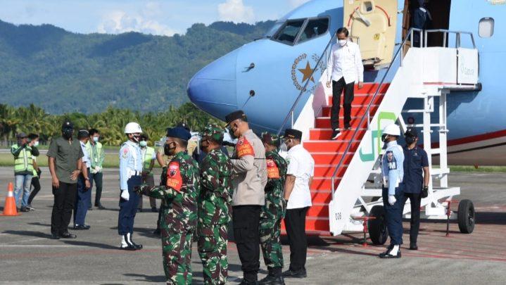 Kunker ke Ambon, Ini Agenda Presiden Jokowi