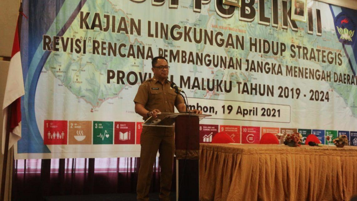 RPJMD Maluku Tahun 2019 – 2024 Tahap II Direvisi