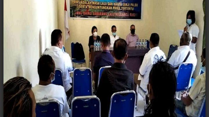 Masyarakat Saparua Gelar Seminar Kebangsaan Pela Gandong