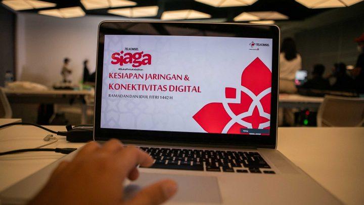 Moment Ramadhan, Telkomsel Siaga Ajak Masyarakat Maksimalkan Aktivitas Digital