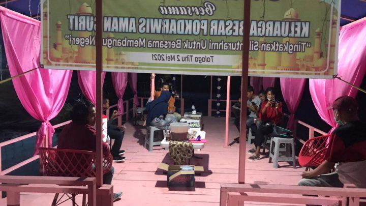 Kelompok Sadar Wisata Aman Surut Negeri Suli Gelar Bukber Bersama