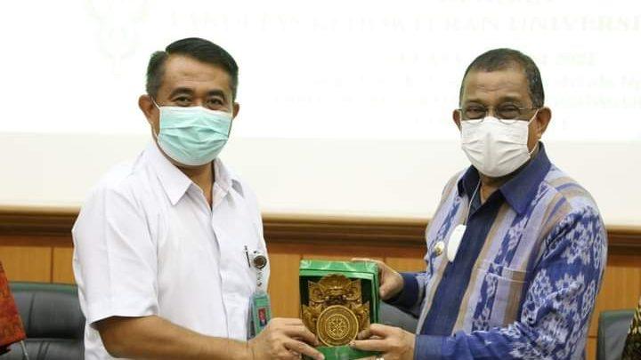 Pemkot Ambon- Universitas Udayana Jalin Kerjasama